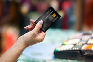 Kreditkarte in China